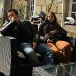 Ben et Amélie au Domaine des Ormes