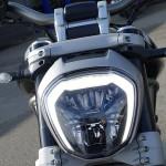 LED pour le feu de jour sur le Xdiavel S