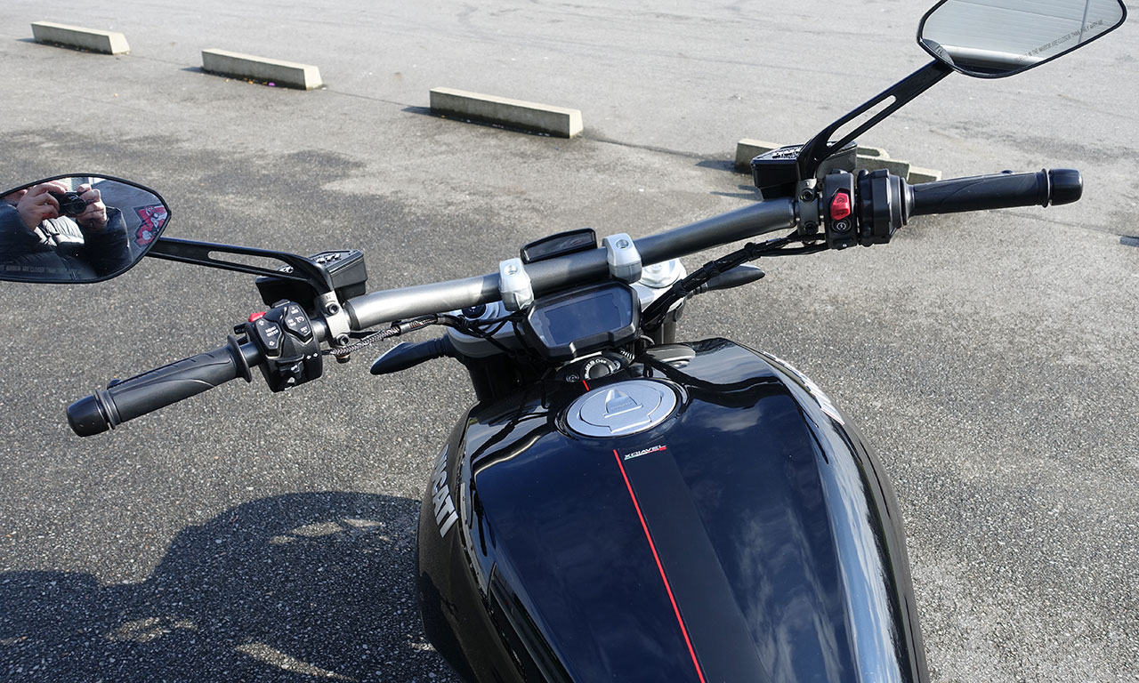 vie à bord du XDiavel S Ducati