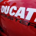 logo Ducati Monster 1200 R