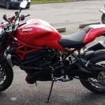 Ducati 1200 R Monster à Laval