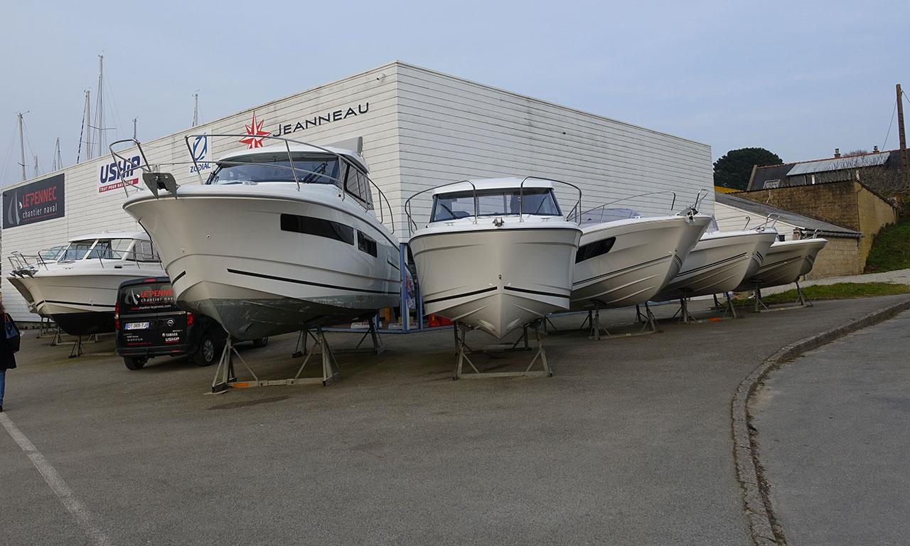 Vannes et ses bateaux
