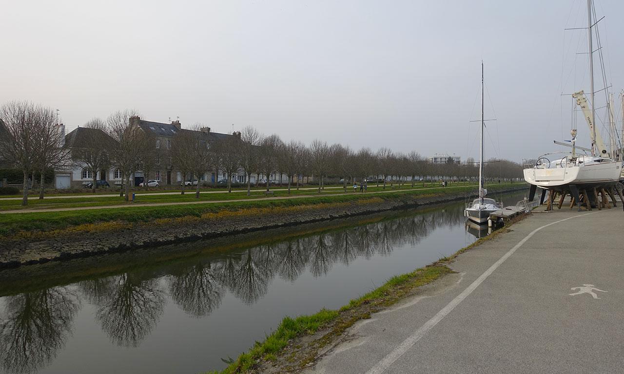 Vannes dans le Morbihan