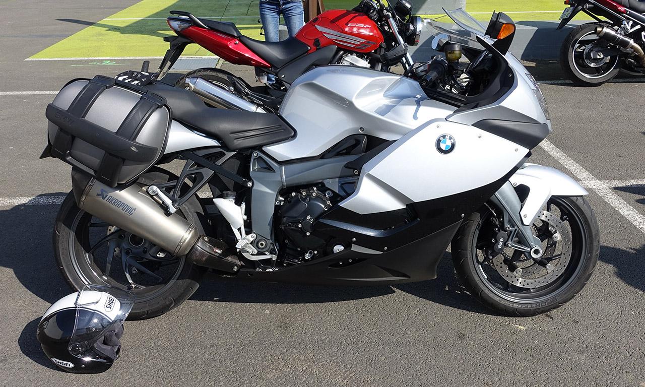 BMW K1300S de David Jazt