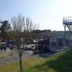 Expérience tour à Lohéac : Harley Davidson