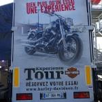 Harley Davidson expérience Tour 2016