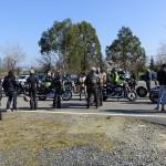 motard Harleytiste à Rennes