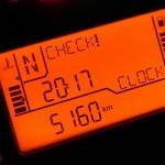Un peu plus de 5000km sur le K1300S