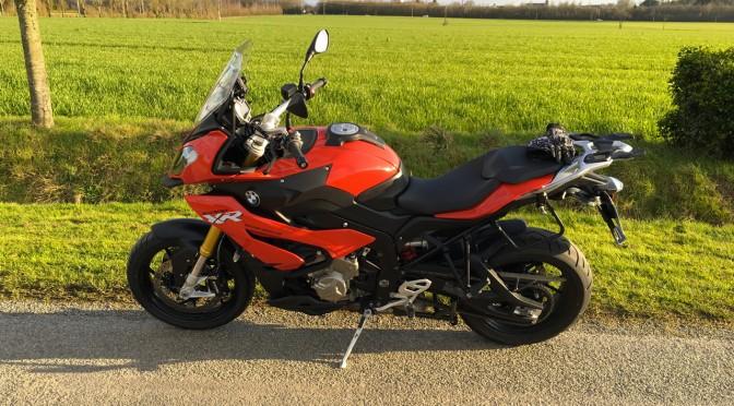 moto XR1000 de chez BMW