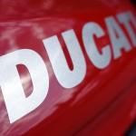 logo ducati 2016 sur Panigale rouge