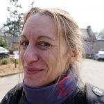 Agnès, motarde Rennaise célibataire