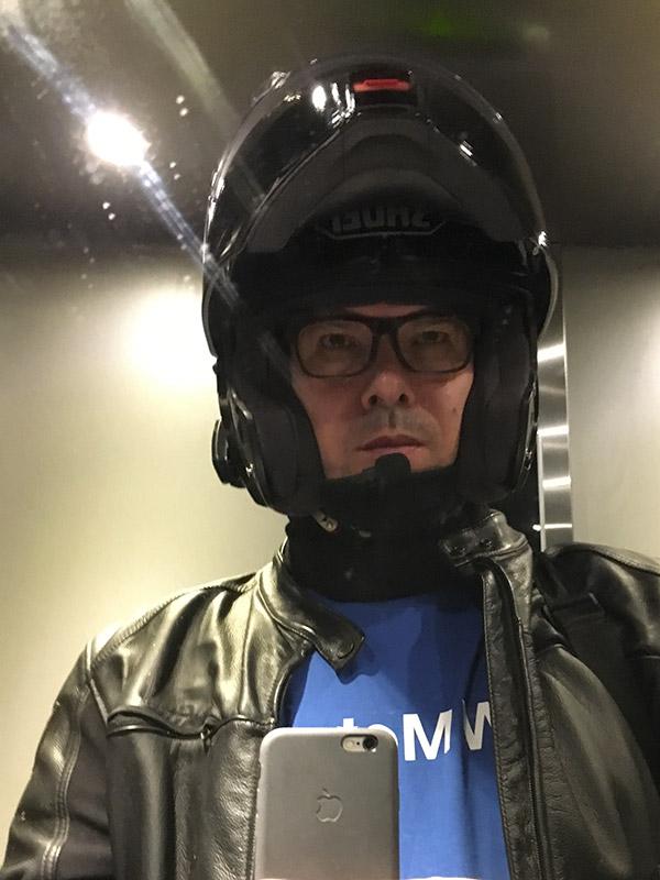 David Jazt : organisateur du Tour de Bretagne à moto 2016