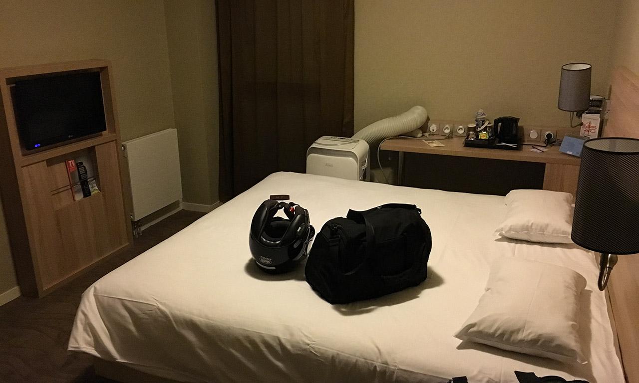 Chambre hôtel Kyriad Auray