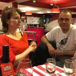 Magdalena et Jean-Claude