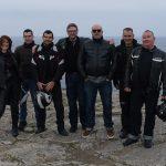 Motards du Tour de Bretagne à moto 2016