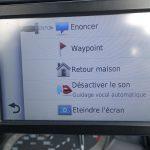 option de la molette Navigator 5