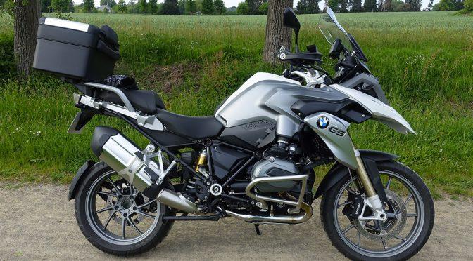 moto BMW de David Jazt