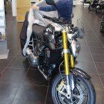 moto de David Jazt BMW chez Boxer Passion Rennes