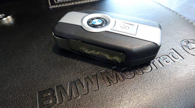 clé pour moto BMW
