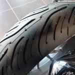 Michelin PR4 sur le R1200R
