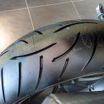 pneu matzeler sur le R1200R BMW