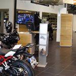 boutique BMW moto Rennes