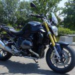 moto roadster BMW R12R