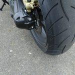 pneu arrière R1200R et cardan