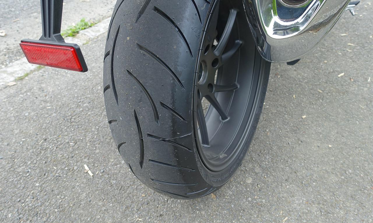 pneu arrière R1200R