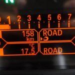 rodage de la BMW R1200R