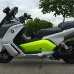 C Evolution : le scooter électrique BMW