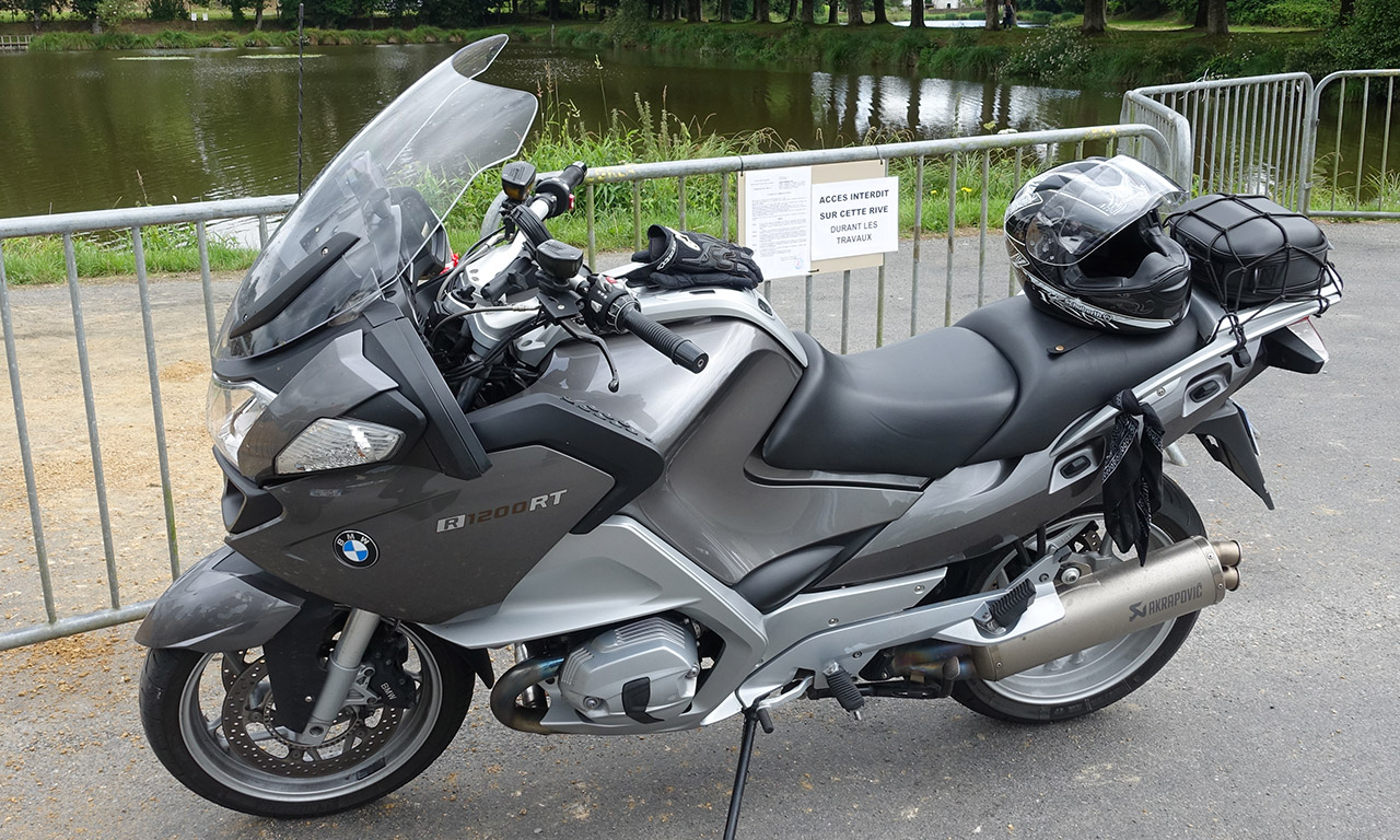 BMW R1200RT d'Arnaud