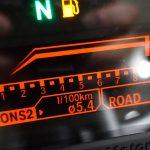 faible conso sur le R1200R BMW