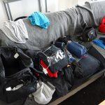 préparer ses bagages à moto