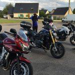 réglage du Scala Rider Q3