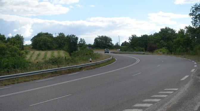 virages en Dordogne : le paradis des motards