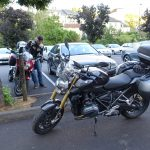 motards Rennais à Aurillac