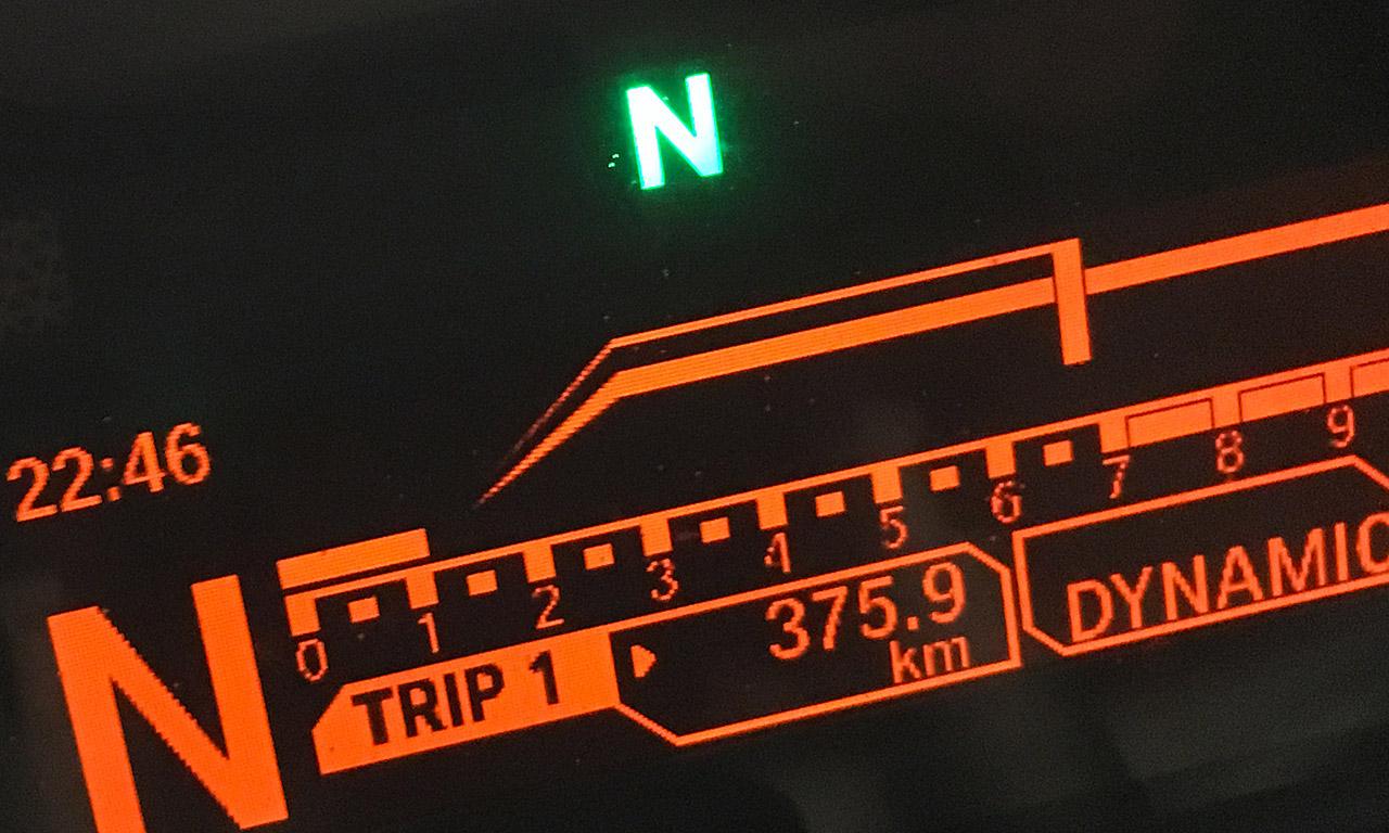 375km