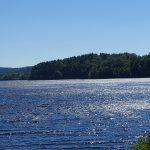 lac près de Besse