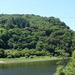 vue 180 degrés sur la Dordogne
