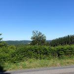 photo de montagne dans le Limousin