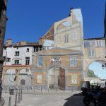 trompe l'oeil à Clermont Ferrand