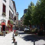 centre ville de Clermont Ferrand
