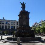 Statue Urbain 2 à Clermont Ferrand