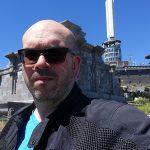 David Jazt au Puy de Dôme