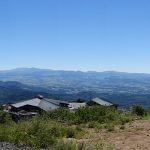 vue panoramique depuis le Puy de Dôme