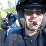 groupe moto en Dordogne