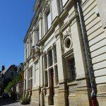 Bâtiment à Saumur
