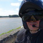 David Jazt sur les bords de la Loire