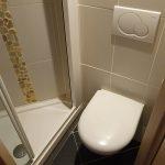 salle de bain : hotel les balladins à limoges